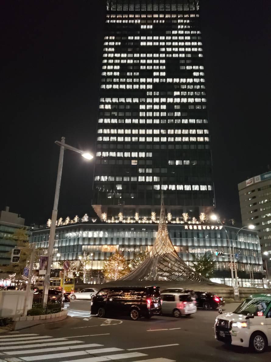 大名古屋ビルヂングとゲートタワー 耐震天井のご紹介
